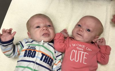 Adjustments for the Little Ones in Your Life – Rivers Twins